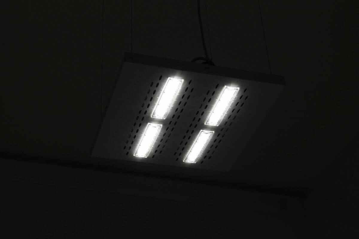 Azienda m lighting for Piano di progettazione di edifici commerciali