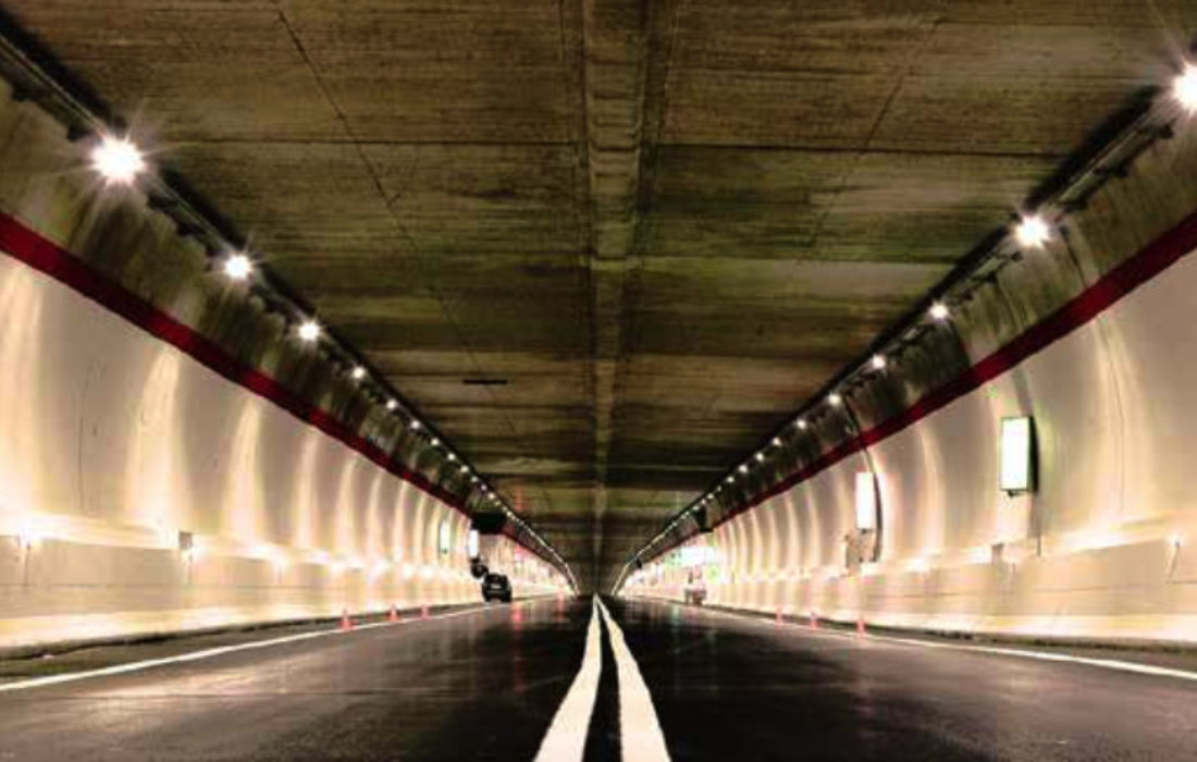 Led Tunnel Light 02